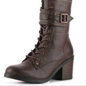 GUESS apex combat boot